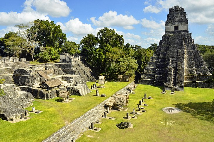 Interesting Places A Tour Would Visit In Guatemala