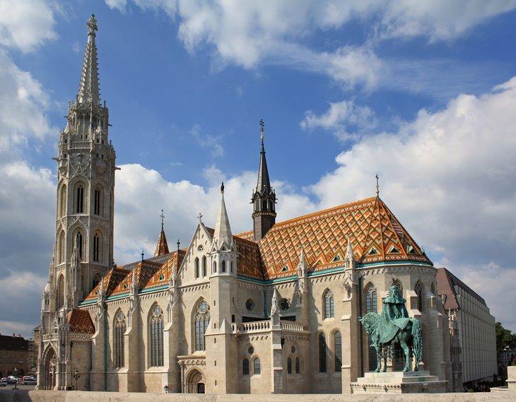 Matthias Church: The Church of Our Lady