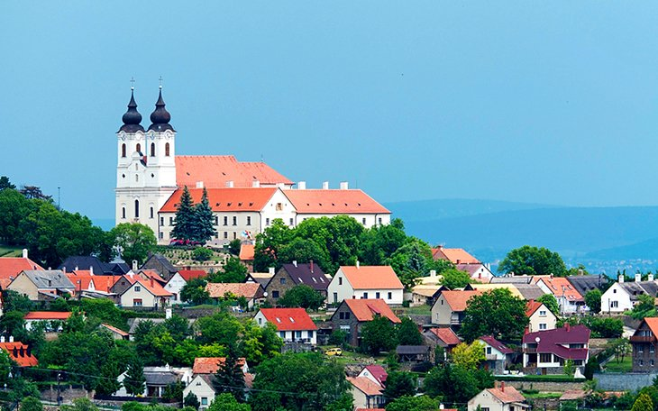 Benedictine Abbey in Tihany