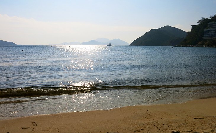 Afternoon at Repulse Bay