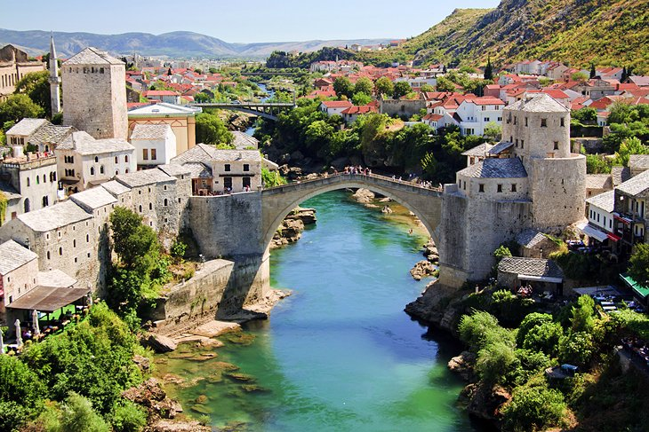 Mostar and Stari Most