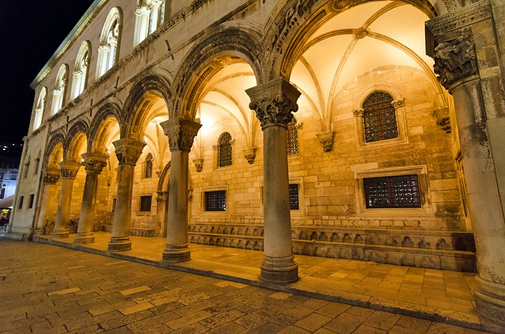 The Rector's Palace and Cultural Historical Museum