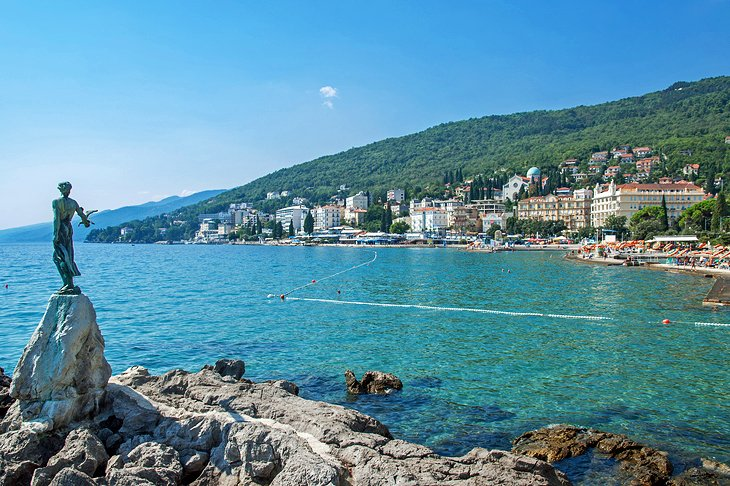 Opatija's Perfect Climate