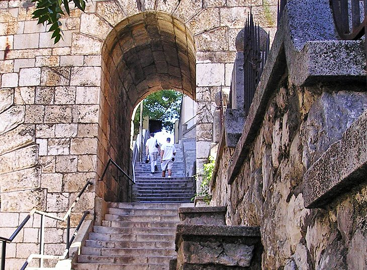 "Image result for Petar Kružić staircase rijeka images"""
