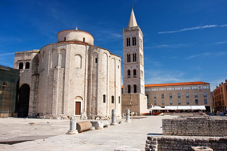 Zadar's Romanesque Churches