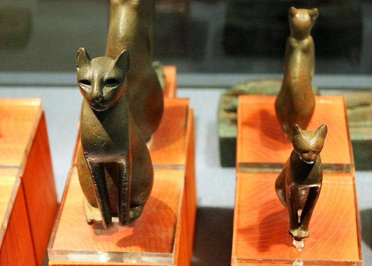 Los museos arqueológico y etnográfico