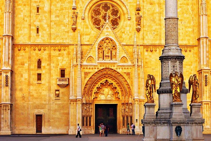 Catedral y tesoro de Zagreb