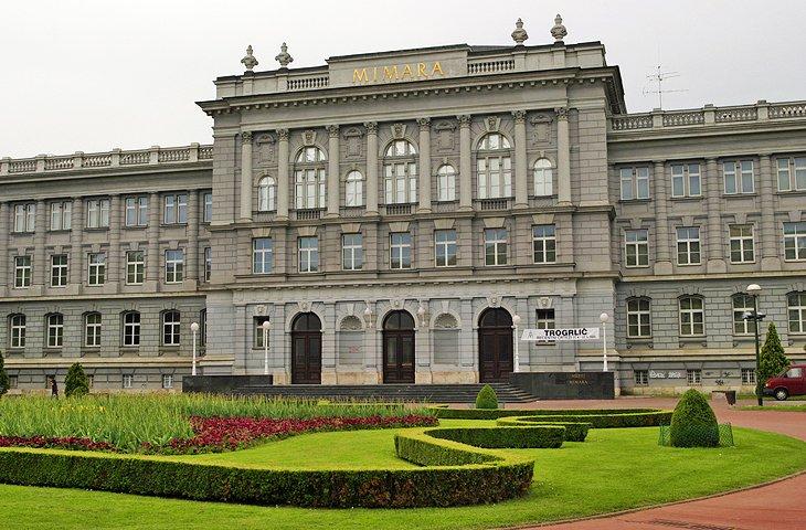 El Museo de Mimara