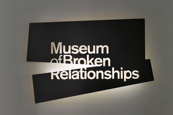 The Museums of Naïve Art and Broken Relationships