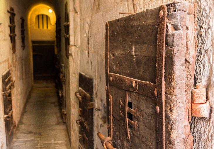 Explore the Spooky Prisons in the Doge's Palace