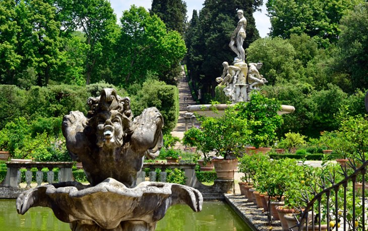 Exploring The Pitti Palace Boboli Gardens In Florence A Visitors