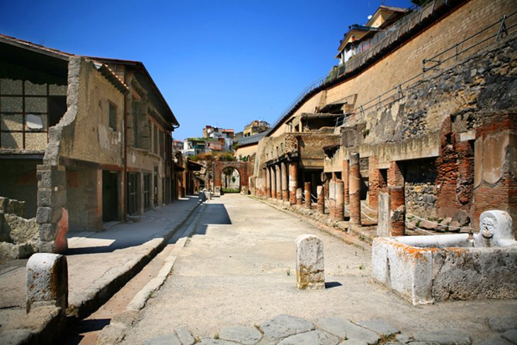 Herculaneum And Pompeii Tours From Rome