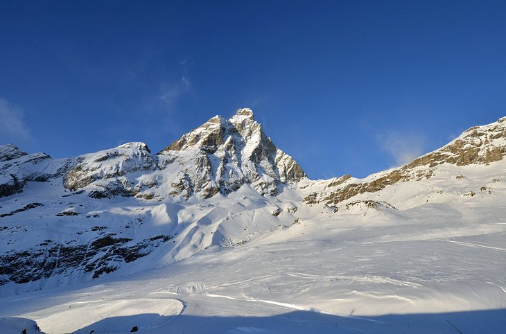 Breuil-Cervinia and Valtournenche