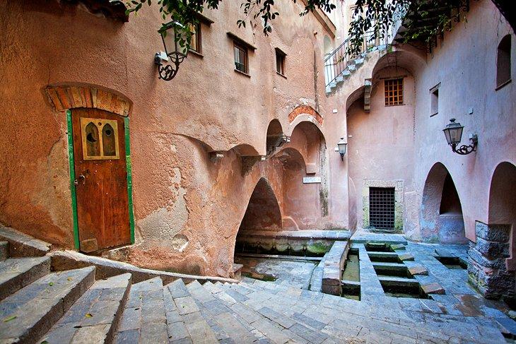 Lavatoio (Medieval Laundry)