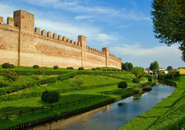 Castelfranco and Cittadella