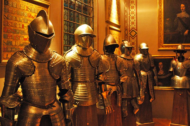 Admire Antique Armour at the Stibbert Museum