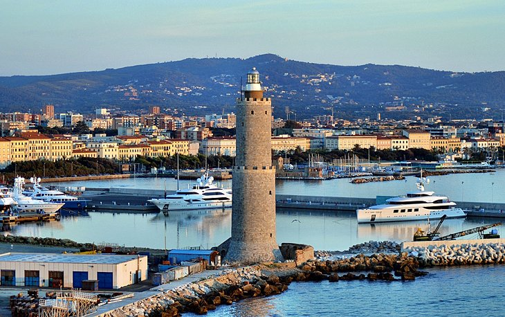 Image Gallery livorno attractions