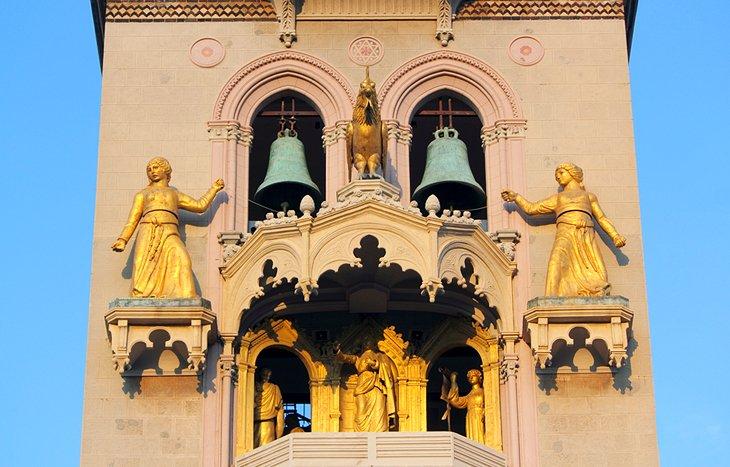 Torre del Reloj astronomico de Messina