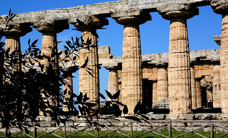 Paestum Archaeological Site