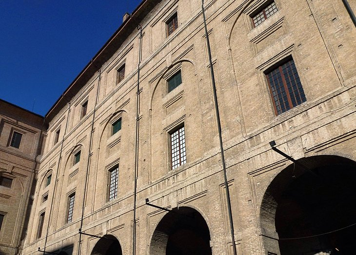 Teatro Farnese (Farnese Theater)