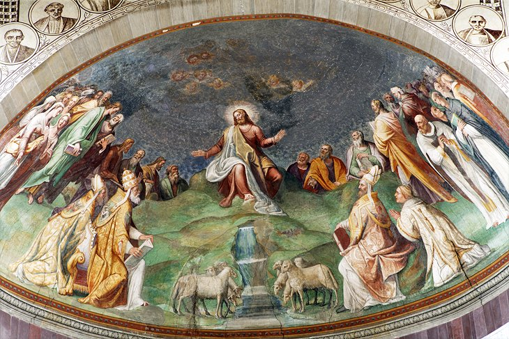 15 Top Rated Churches In Rome Planetware
