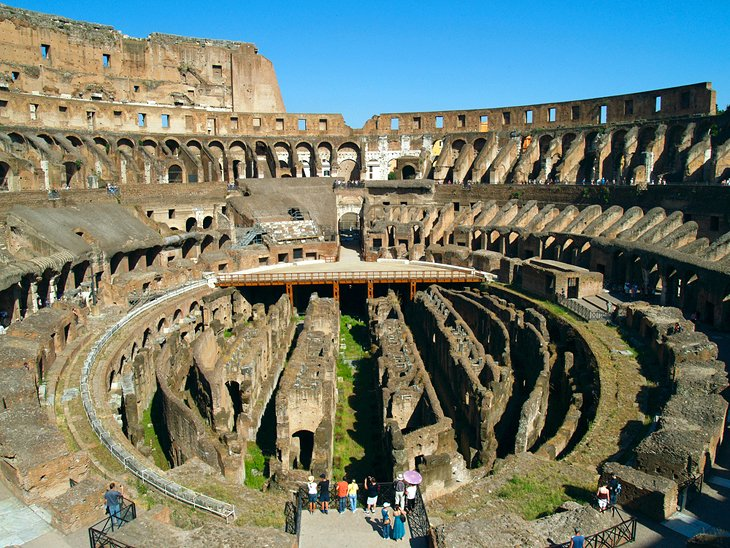 Visiting The Colosseum Highlights Tips Amp Tours Planetware