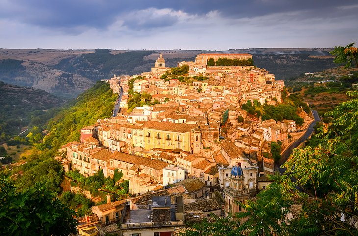 Ragusa and Modica