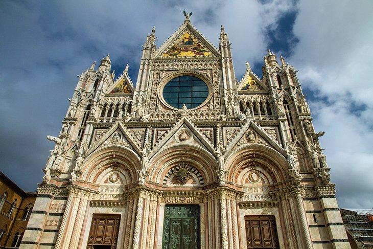 Sienas Cathedral Of Santa Maria Assunta