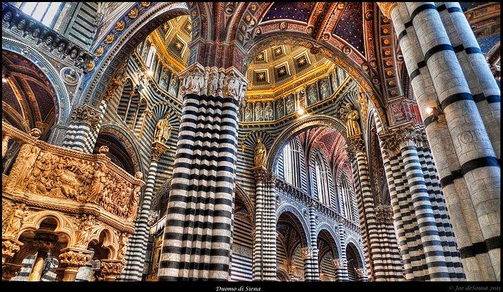Exploring Siena S Cathedral Of Santa Maria Assunta A