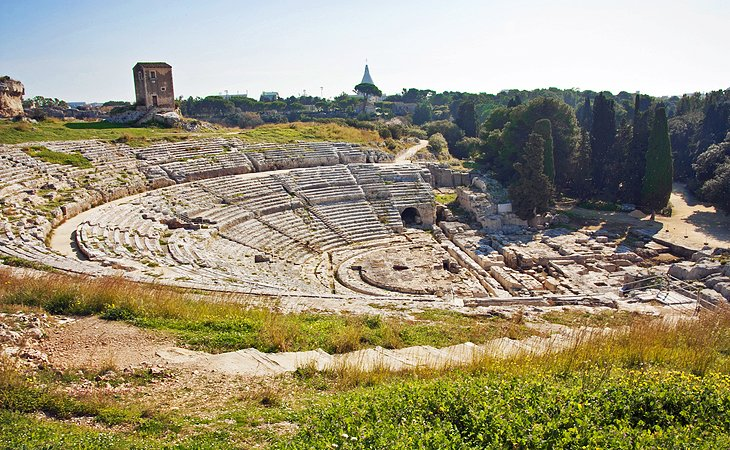 Teatro Greco (Greek Theater)
