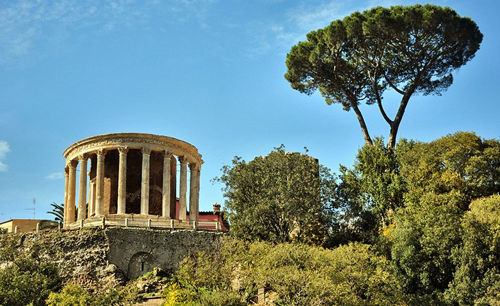 Tempio di Vesta (Temple of Vesta)