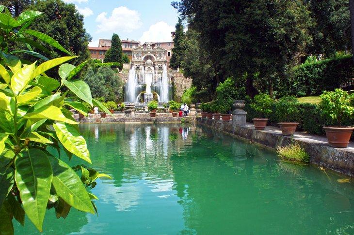 ویلا و باغ یوولی ایتالیا
