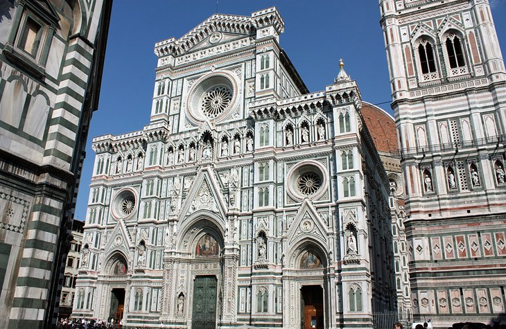 10 TopRated Tourist Attractions in Tuscany – Florence Italy Tourist Map
