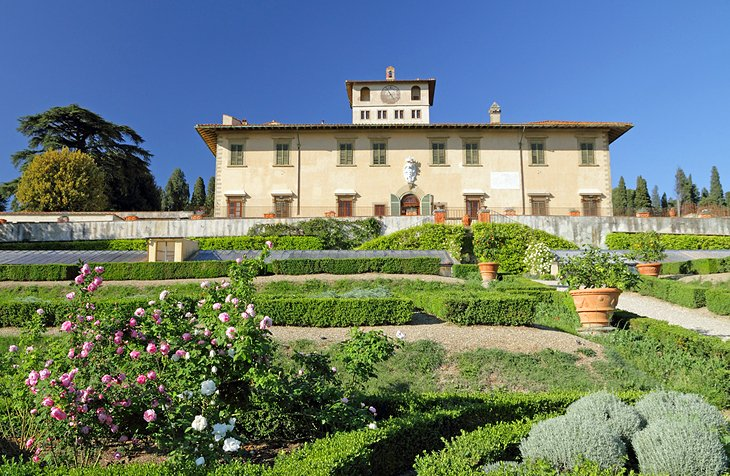 Medici Villas and Gardens
