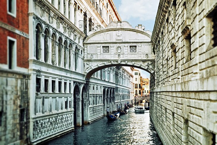 Palazzo Ducale (Doge's Palace) and Bridge of Sighs