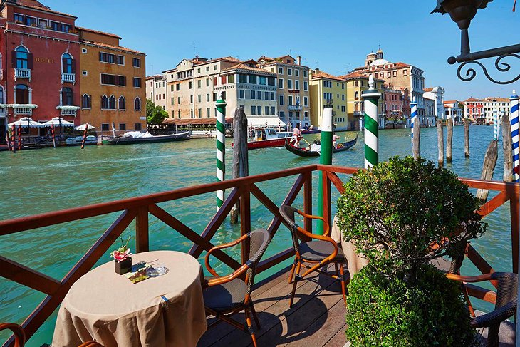 Photo Copyright: Hotel Canal Grande