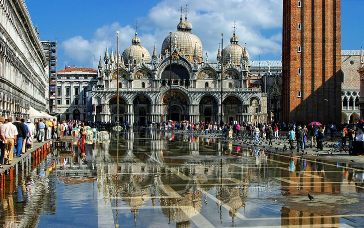 15 TopRated Tourist Attractions in Venice – Venice Map Tourist