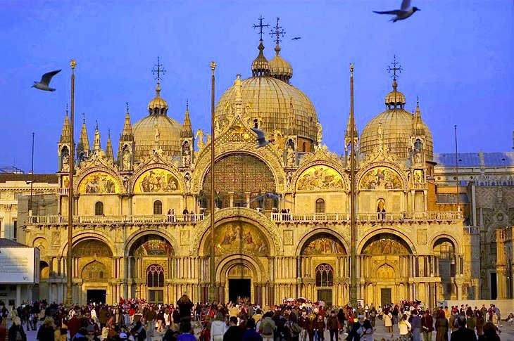 St Mark S Square Venice 12 Top Attractions Tours Nearby Hotels Planetware