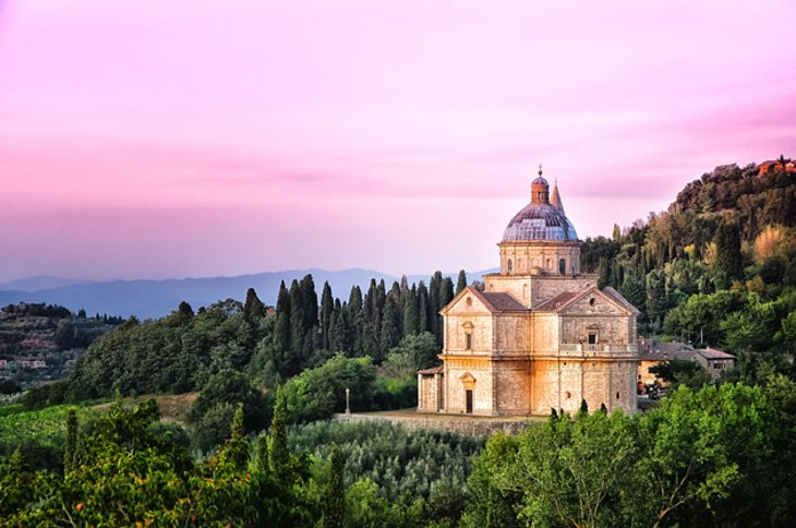 8 top tourist attractions in montepulciano easy day for Montepulciano italy