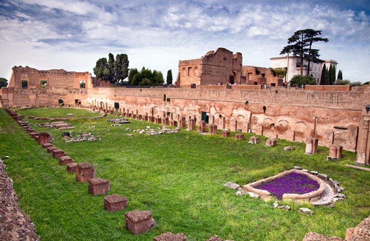 TopRated Tourist Attractions In Rome PlanetWare - Rome tourist map attractions