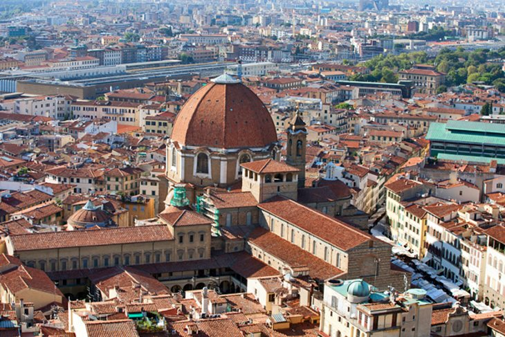 Exploring San Lorenzo In Florence A Visitor S Guide