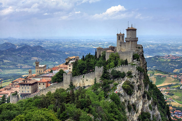 10 Top Tourist Attractions in San Marino Easy Day Trips PlanetWare