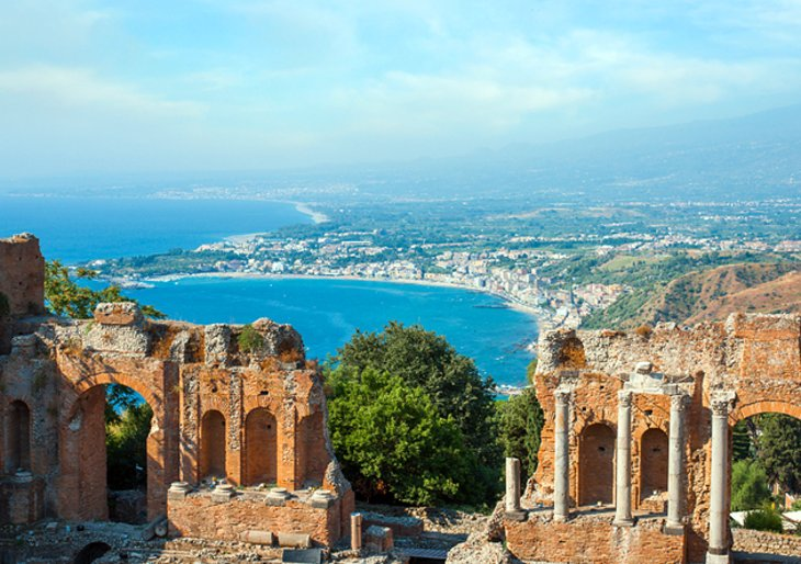 Image result for pictures of taormina