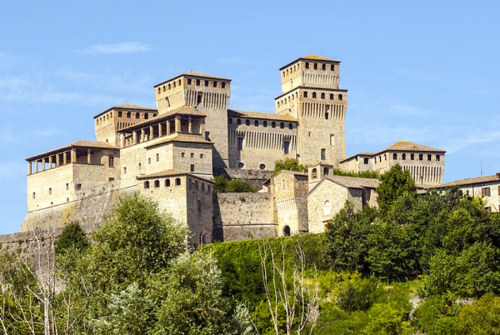 Day Trips from Parma