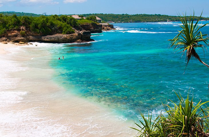ساحل Nusa Lembongan