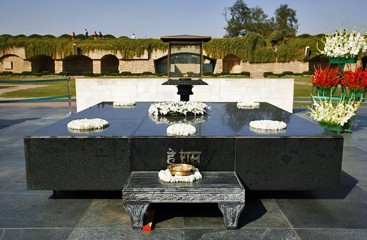 گاندی اسمیتتی و یادبود مهاتما گاندی