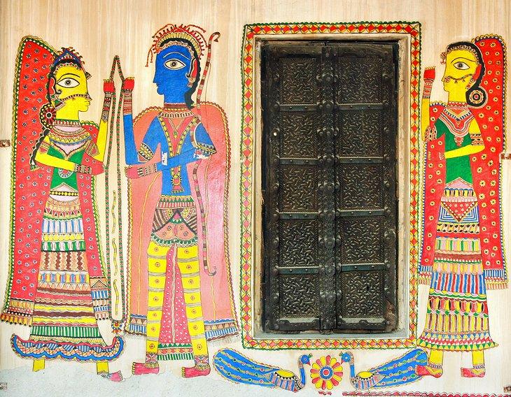موزه هنرهای دستی دهلی هند