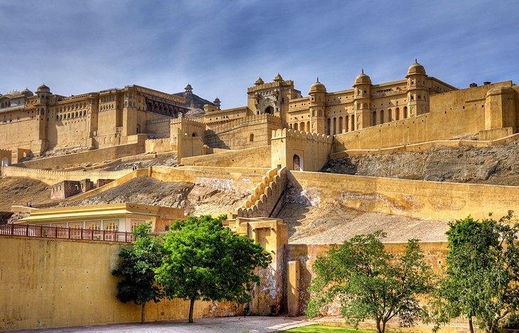 قلعه عامر ، جیپور هند