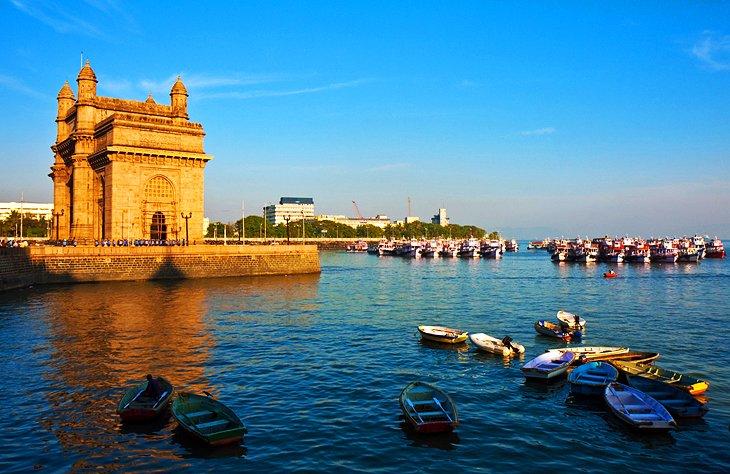 بمبئی دروازه اصلی هند