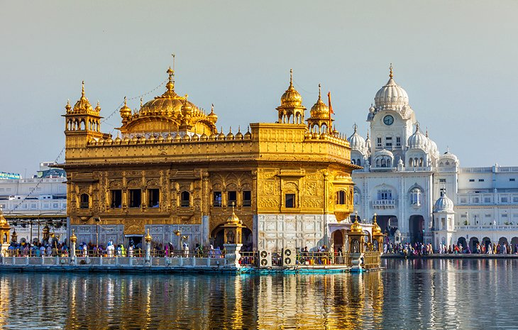 Harmandir Sahib: The Golden Temple of Amritsar